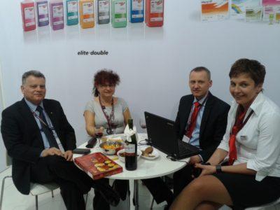 Spotkanie z firm Zhermapol